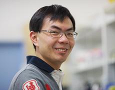 Chu WeiChenの顔写真